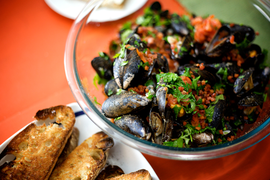 Trifecta Mussels