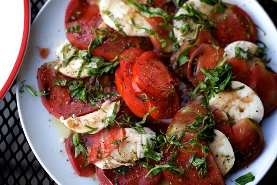 Tomato Mozz